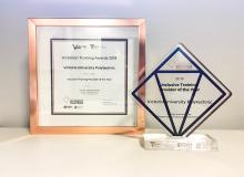 Two VU Polytechnic Awards from the Victorian Training Awards